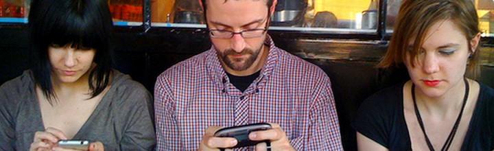 Smartphones og tablets ødelægger ofte nærværet med dig selv og omverdenen
